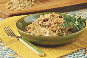 Few Dishes Conjure Up Ideas Of Dinnertime Classics More Than Chicken And Rice And This Recipe Helps You Have This Family Favorite On The Table Quickly