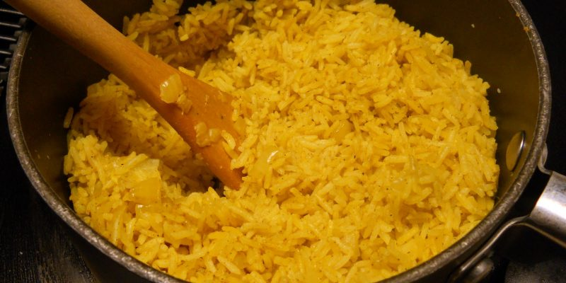 curried rice recipe