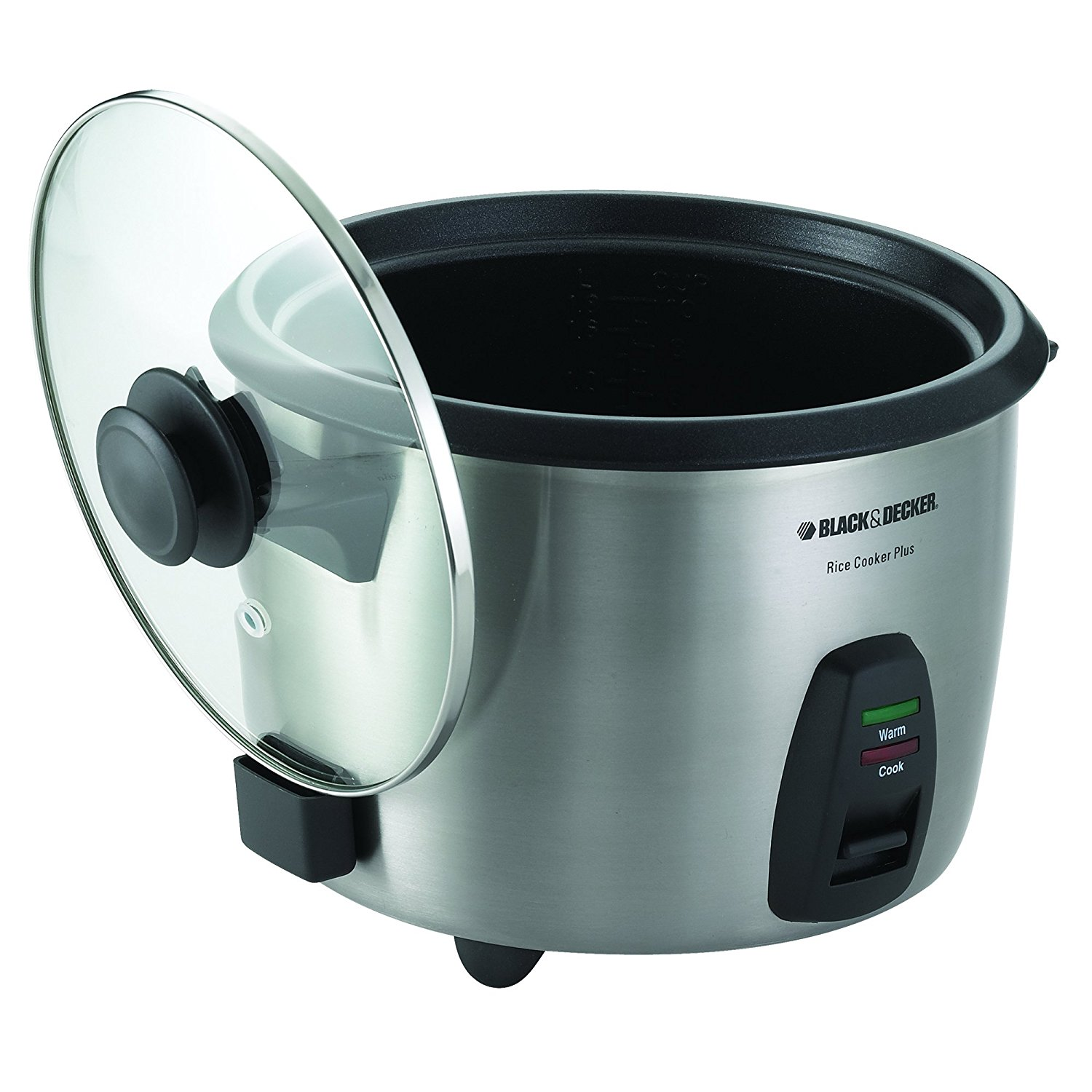 Black Decker Kitchen Liances Creepingthyme Info Tatung Trc 6stw Stainless Steel Direct Heat Rice Cooker For 22 99